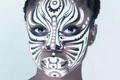 Tribal body art