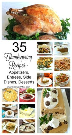 35 Thanksgiving Reci