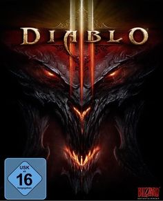Diablo III 3 (PC/Mac, DVD-Box, Deutsch)