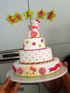 2do. Cumpleaños de Chloë