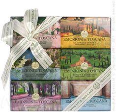 Toscana soaps - Savons de Toscane