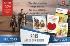 2015 Don Quijote de la Mancha
