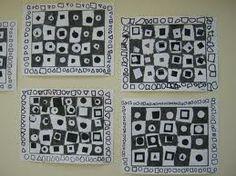 noir et blanc maternelle - Recherche Google