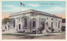 U.S. Post Office-Centralia,Illinois