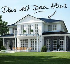 verona einfamilienhaus von bau gmbh roth hausxxl. Black Bedroom Furniture Sets. Home Design Ideas