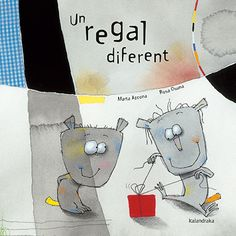 Un regalo diferente ~ Marta Azcona - Rosa Osuna. Bedtime Stories, Children's Book Illustration, I Love Books, Book Cover Design, Kids And Parenting, Nonfiction, Storytelling, Childrens Books, Literature