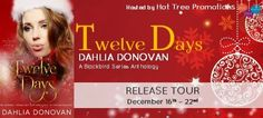 Crazy Four Books : Review ~ Twelve Days by Dahlia Donovan with a give...