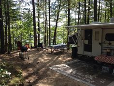 Get Back To Nature At Our Outdoor Camping Facilities In
