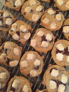 Recipe: S'mores Cookies