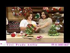 Arvore de Natal com Vivi Prado (PARTE 2 de 2) - Programa Sabor de Vida !!! - YouTube