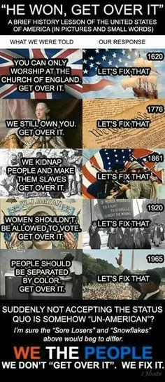 Don't just complain. Fix it.