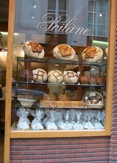 Boulangerie Poilâne - Paris, France really yummy Paris Travel, France Travel, I Love Paris, Chocolate Shop, Shop Fronts, French Food, French Bakery, To Go, Just In Case