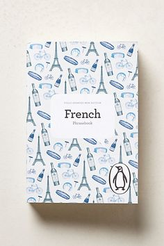 French Phrasebook #anthropologie