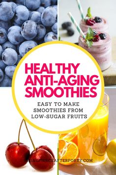 I Swear by These 5 Top Healthy Smoothies! ( Plus 1 Detox Green Juice! Best Breakfast Smoothies, Yummy Smoothies, Smoothie Prep, Workout Smoothie, Clean Eating Snacks, Healthy Eating, Healthy Life, Brain Health, Women's Health