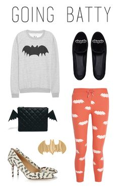 Going Batty… perfect for you Sam if the jeans were blacK! I can't picture you in those pants with the colour they are now