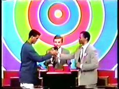 Monti appeared on FAMILY FEUD in 1993, with Kristoff St. John of THE YOUNG AND THE RESTLESS and then FEUD host Zachary Combs.