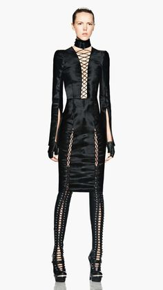 Alexander McQueen - all laced up
