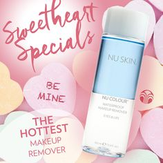 It cleans perfectly your makeup,also sensitive with skin,but goes hard on your waterproof mascara or powerlips fluid lipstick👀👀👌👌 Waterproof Makeup Remover, Waterproof Mascara, Galvanic Spa, Curling Mascara, Anti Aging Skin Care, Makeup Yourself, Health And Beauty, Valentines, Nu Skin