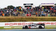 24hLeMans :: Porsche 919 HY