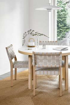 Alvar Aalto, Dining Chairs, Dining Room, Dining Table, Chair Design, Furniture Design, Interior Inspiration, Design Inspiration, Interior Architecture
