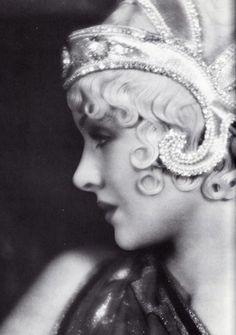 Myrna Loy, c. 1930.