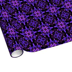 Techno 2 Wrapping Paper