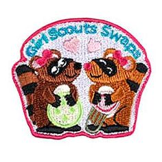Girl Scout Fun Patch. SWAPS. Girl Scout Patches $2