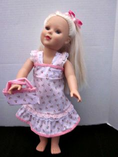 American Girl Clothes 18 inch doll clothes by SweetpeasBowsNmore