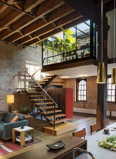 Louxo's Enjoyables - picchuloft: Loft in Tribeca. NYC
