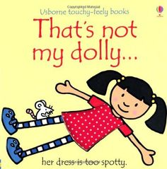 That's Not My Dolly Board Book