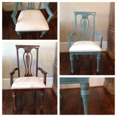 Amy Howard At Home One Step Paint in Vintage Afflication! #diy found at Maison Design and Boutique at Finch Hill in Salt Lake City