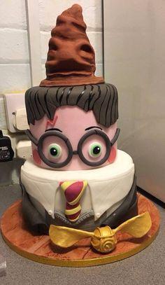 Harry Potter cake                                                       …