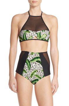 b7daa42ce75e0 Issa de  mar  Harper  Reversible High Waist Bikini Bottoms