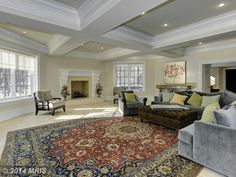 1174 OLD TOLSON MILL RD, MCLEAN, VA 22102 - Ceiling Basement