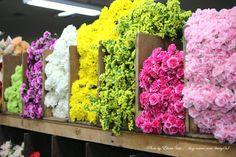 [양재동] 양재화훼공판장, 양재꽃시장, at 화훼공판장 여러 이름으로 불리는곳, 꽃과 화초세상 1편 - 생화도매시장편 (Yangjae Flower Market) : 네이버 블로그