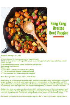 Goat Recipes, Root Vegetables, Cooking Oil, Fresh Ginger, Mediterranean Diet, Sweet Potato, Goats, Carrots, Garlic