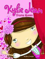 Beginning Chapter Books Books  Kylie Jean chapter book series  Written by Marci Peschke  Kylie Jean experiences things like getting the part in the ballet, or being the rodeo queen, things that readers can relate to and would want themselves.