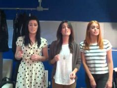 Lucie Jones, Sophie Evans and Lauren Samuels Cover of Mama Who Bore Me