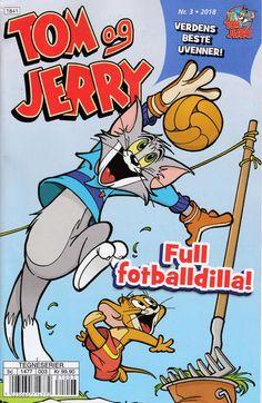 GCD :: Cover :: Tom og Jerry Aktivitetshefte; Tom og Jerry Aktivitet #3/2018 Tom Og Jerry, Comics Story, Lego Friends, Lego Star Wars, Funny Animals, Toms, Cover, Graphic Novels, Funny Animal
