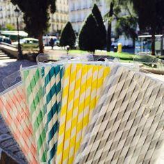 Vamos a tope con este lunes y a empezar la semana con energía! Esta semana os iremos enseñando todas las cositas nuevas que nos han llegado ( y nos llegarán) para las #comuniones #bautizos #bodas... Y además algo muy especial que #madebyPippas  Arrancamos con las pilas a tope!! #Pippas #Salesas #pajitasdepapel #pajitasdecolores #pajitasmolonas #color #Madrid #Solazo #monday #lunes #pink #blue #green #grey #rosa #baby #cumple #partyshop #tiendasbonitas #tiendasconencanto by pippasstore