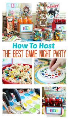 How To Host The Best Game Night Party