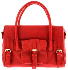 SCOUT RED WOMEN'S HANDBAG ONLY $19.88