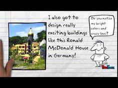 Hundertwasser for kindergarteners, buildings, art for min. Houses In Germany, Ronald Mcdonald House, Free Sign, Arts Ed, Art History, Art For Kids, Kindergarten, Teaching, Art Movies