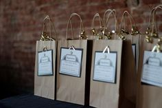 Simple way to dress up bags to put raffle tickets in #casinonight #raffle Alex Lianopoulos Photography