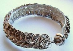 DIY Egyptian Bracelet