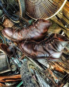Red Wing Shoes Amsterdam — Regram of @johanmalik80 his beautiful shot of his...