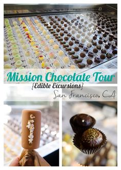 Mission Chocolate Tour in San Francisco, CA