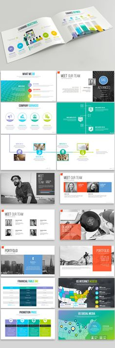 121 best business powerpoint templates images on pinterest in 2018 business plan presentation powerpoint template fbccfo Image collections
