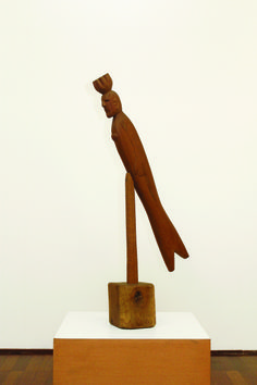 João Francisco da Silva   escultura em madeira