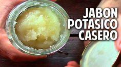 Como hacer Jabón Potásico FACIL en casa - Jabón Insecticida Organico  @c...